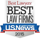Best Lawyers(R) - Best Law Firms - U.S. News & World Report 2015